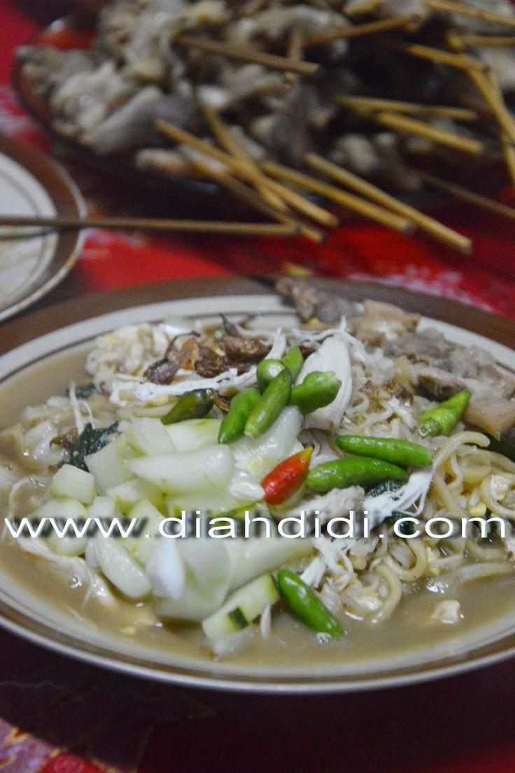 Diah Didi's Kitchen: Mie Godog Jowo