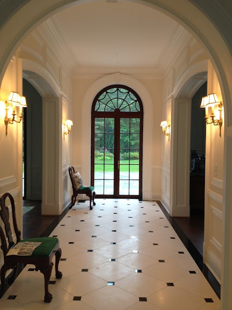 20 Entryway Flooring Designs Ideas: The Enchanted Home: 20 May 2012