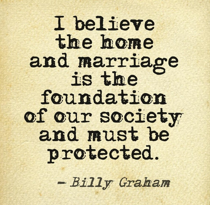 Billy Graham Quotes On Marriage. QuotesGram