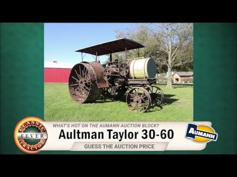 Aultman Taylor 30 60