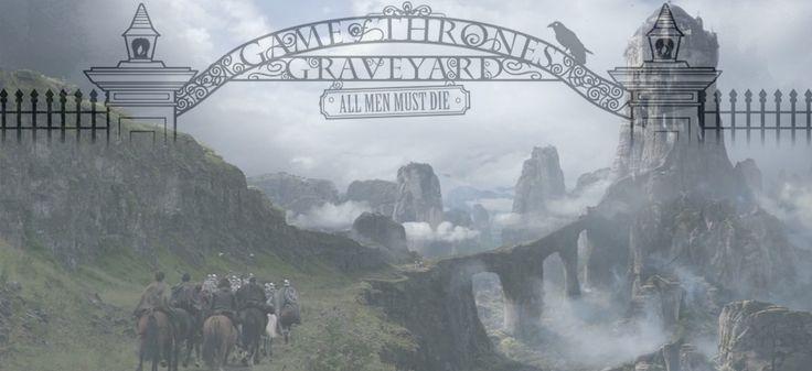 Spoiler ultime: venez fleurir le cimetière virtuel de «Game of Thrones» | Slate.fr