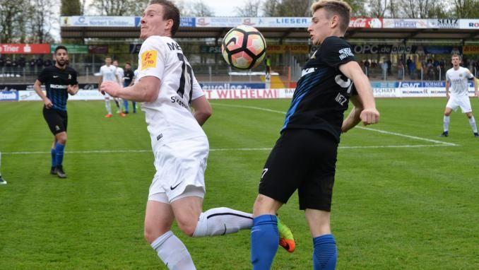 Debakel: Fußball-Regionalligist Eintracht Trier verliert Derby gegen 1.FC Saarbrücken (VIDEO) - volksfreund.de