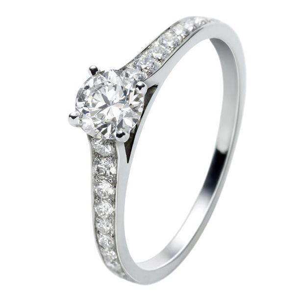プロポーズの日に貰いたい!憧れ婚約指輪のブランド3選♡ | marry[マリー]