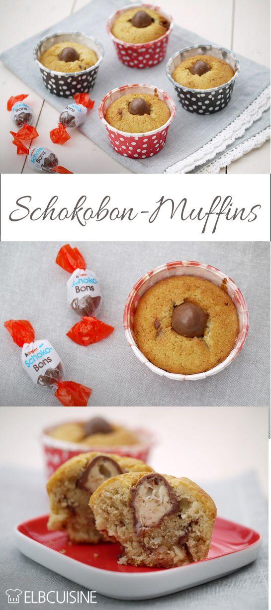 Der Schulanfang naht und Muffins sind ja bei Kids besonders begehrt! Wie wäre es also mit köstlichen Schoko-Bons-Muffins?! Hübsch dekoriert mit Schoko-Bons. Alternativ oder zusätzlich eignen sich diese Schokotörtchen, hier findet ihr auch gleich. I ...