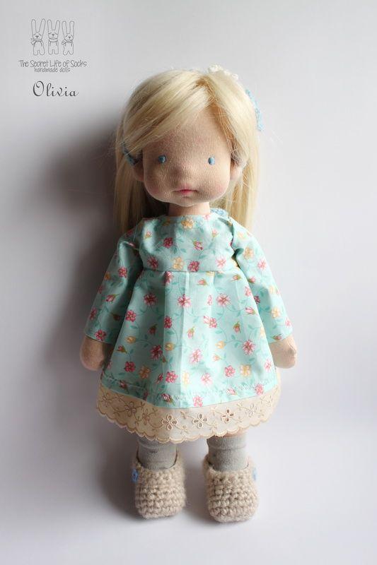 504 best Waldorf-Puppen images on Pinterest   Waldorf dolls ...