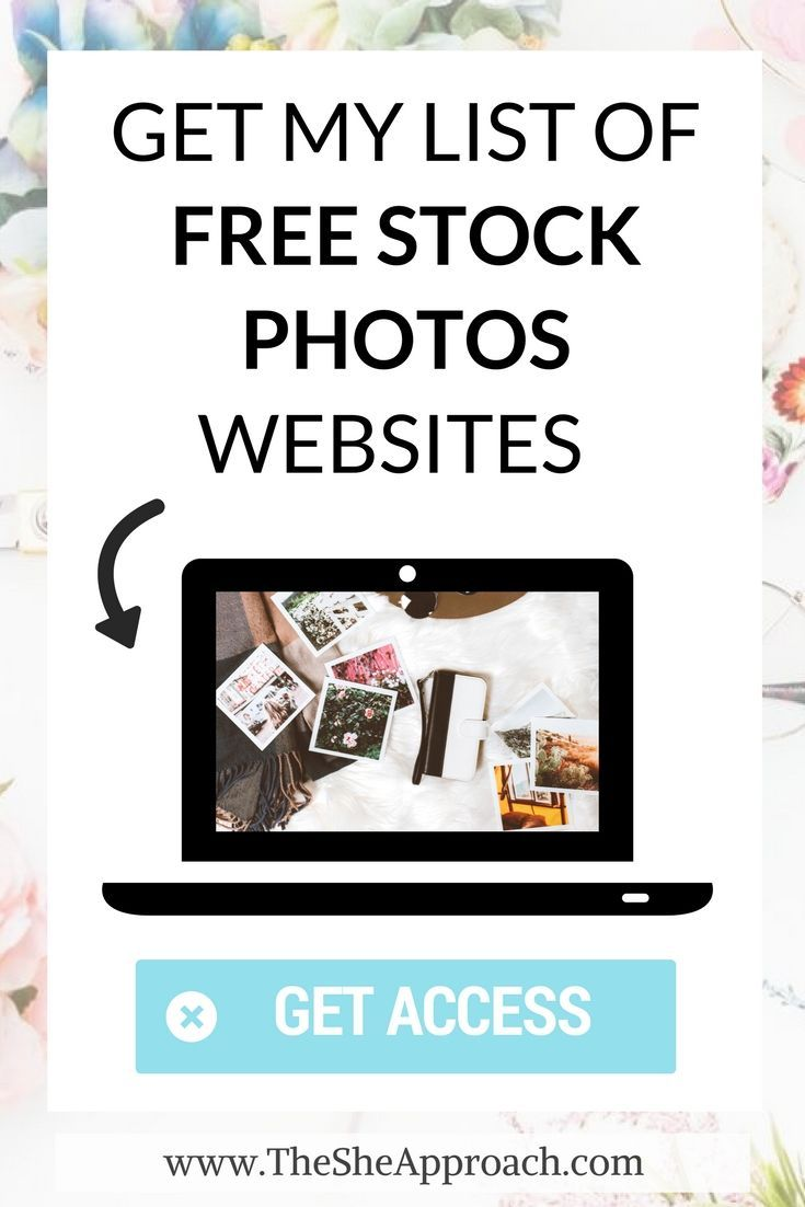 Looking for free stock photo websites where you can legally download stunning photos to use on your own blog? Check out my list of 30+ free stock photo websites for bloggers and online influencers. Photography tips for bloggers and where to find photos to use on your blog. #bloggingtips #freestockphotos