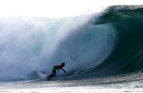 Big waves at Jalenga Scar Reef, Indonesia #8islands #indonesia #surf