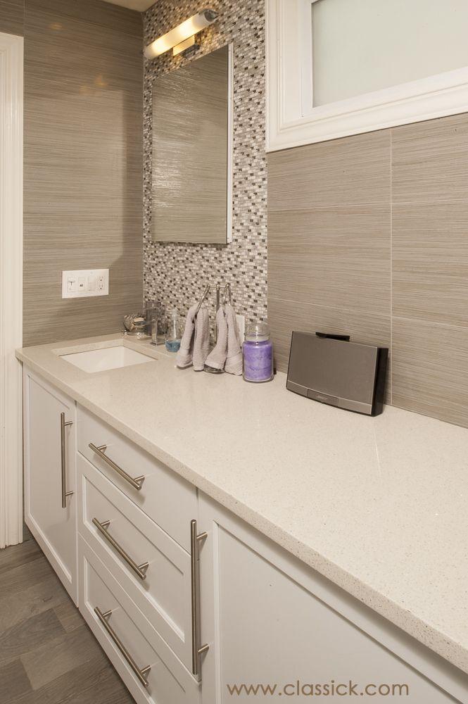 Bathroom Floor Tile Porcelain Wood Grain In A Distressed