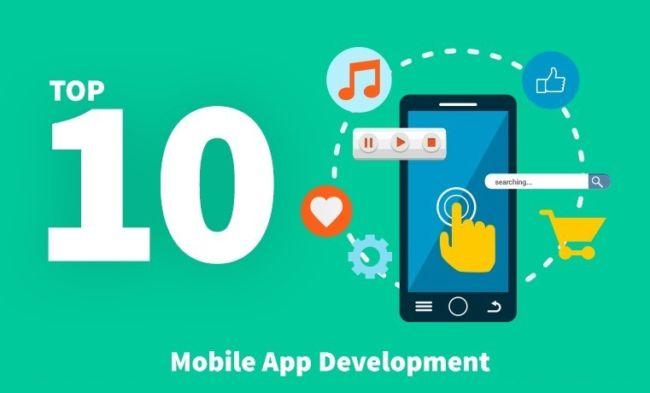 10+ Best Custom Mobile App Development Companies 2018