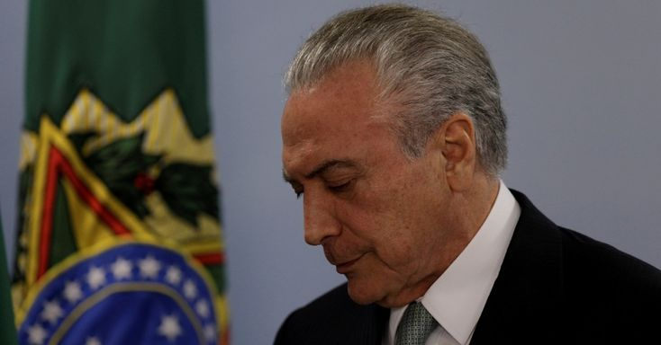 Em meio a crise política, base do governo Temer sofre baixas e ganha rachaduras