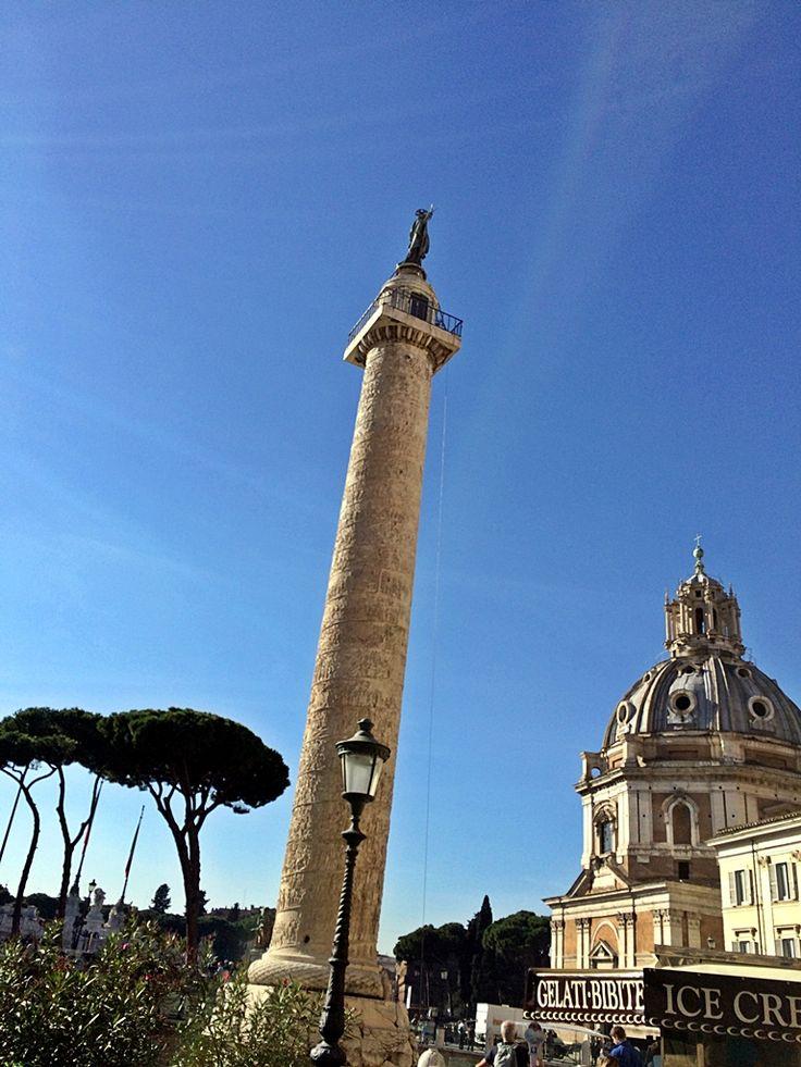 Trajan's Column, Rome