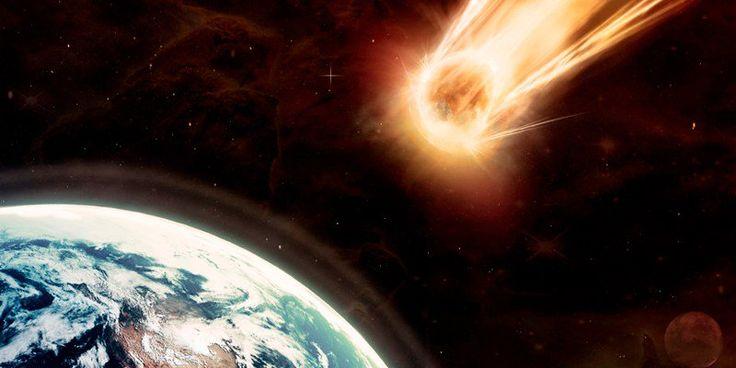 Impatto Asteroide: frammento di Nibiru colpirà la Terra provocando enormi Tsunami