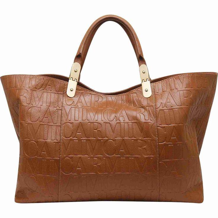 Bag / bolsas Bolsas de couro Bolsa couro nisha ocre - Carmim Store MUUUITO APAIXONADAAAA
