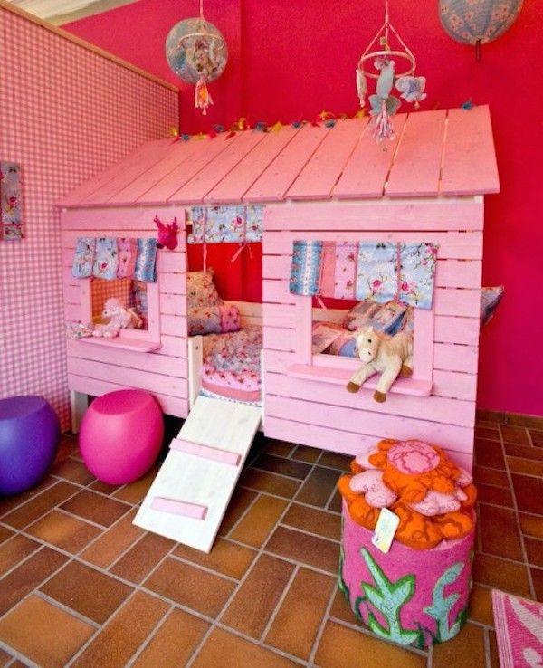 8 camas infantiles para dormir y jugar camas infantiles for Camas de dormir