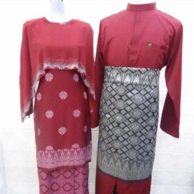 Model Baju Kurung Padang