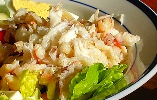 La Granseola e gamberetti con olio e limone è un delizioso antipasto di pesce che vedrà la granseola, crostaceo simile al granchio, sbollentata prima...