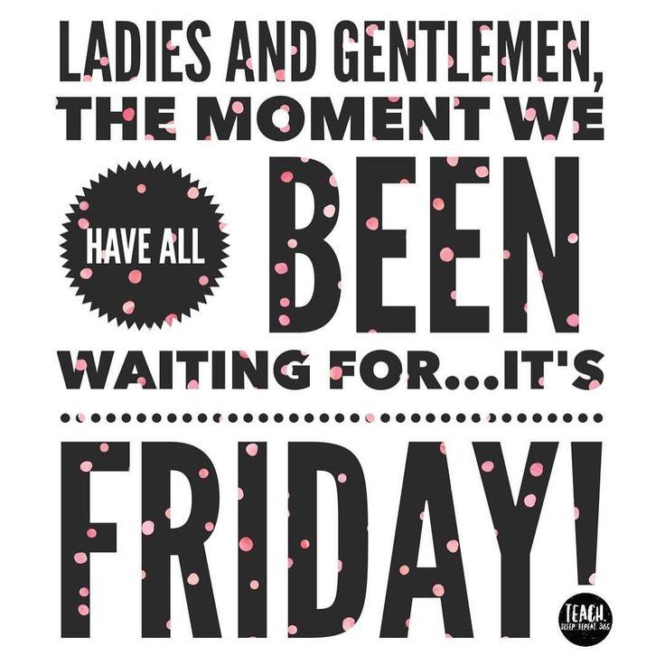 A round of applause!!!! Happy Friday!!!! #friday #friyay # ...