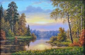 Картинки по запросу картины пейзажи