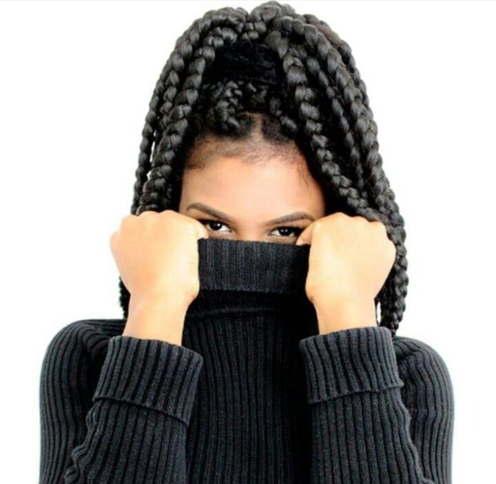 Jumbo Box Braids | Poetic Justice