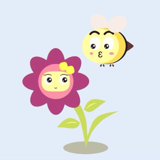 "Bee and the Flower , inspired from ""bunga bunga kumbang kumbang"" song by #iwanfals  #art #artwork #artworkoftheday  #vector #vectorart #coreldraw #animasi #animation #artactivity #motiongraphic #cartoon #characterdesign #draw #drawing #design #bumpervideo #gresikanimation #gresik #wahyudiarta"