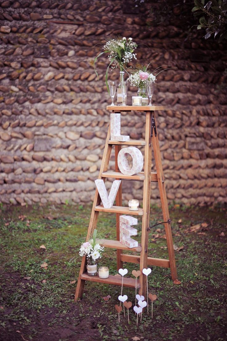 25 best ideas about mariage chic on pinterest d co de - Table de jardin avec chaise ...