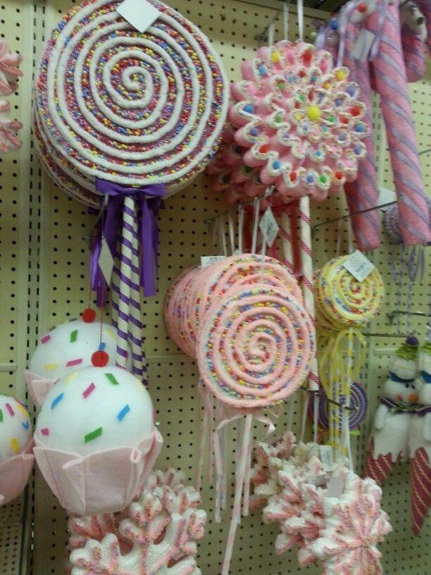 Hobby Lobby giant candy decor. & oversized candy decorations | My Web Value