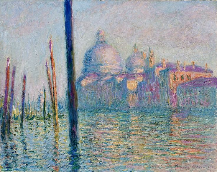 Монстрик рисунок, картинки импрессионизм в живописи