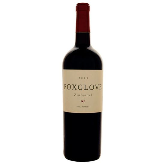 2014 Foxglove Paso Robles Zinfandel Price: $14 The juicy wild berry and herb flavors in this great-value Zinfandel finish with tart acidity.