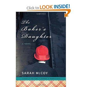 The Baker's Daughter: A Novel    Elsie's story in 1944 and 1945 reverberates six decades later, in El Paso, Texas. A young journalist there, Reba Adams, is engaged to an agent with the U.S. Border Patrol, and--a bit like Elsie years earlier--she is not quite sure she can marry the fellow. While writing what she views as a Christmas fluff piece on holiday traditions for a local magazine, Reba goes to a German bakery in the area and meets...Elsie.  The novel travels between modern day and…