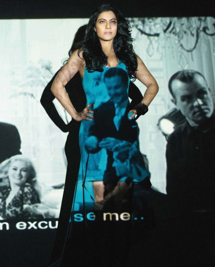 You're projecting. #Kajol #Bollywood