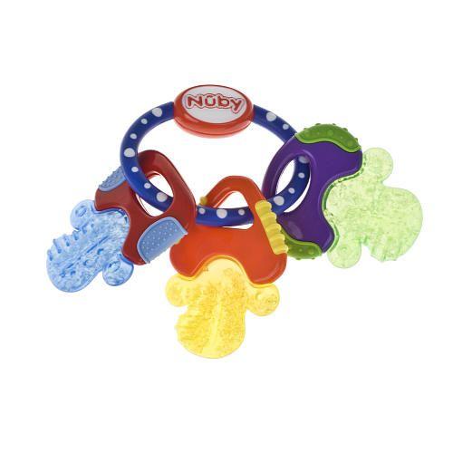 """Nuby Ice Gel Teether Keys - Nuby  - Babies""""R""""Us"""