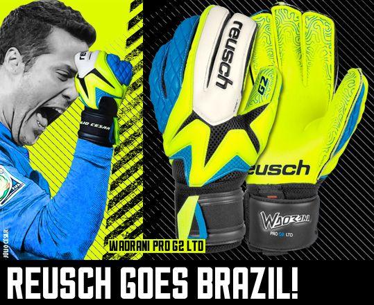 Goalkeeper Glove Reusch guanti da portiere