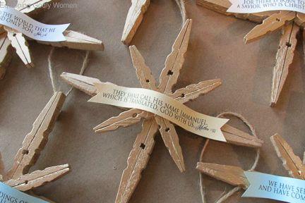 Christian Christmas Crafts for Kids Star of Bethlehem                                                                                                                                                                                 More