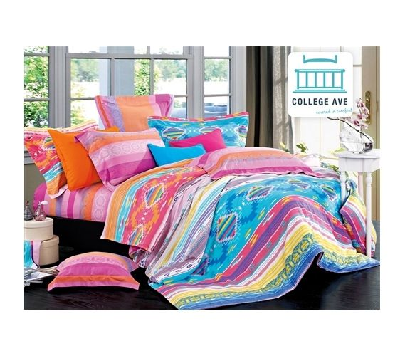 Azteca Twin XL Comforter Set   College Ave Designer Series. Dorm Room ... Part 47