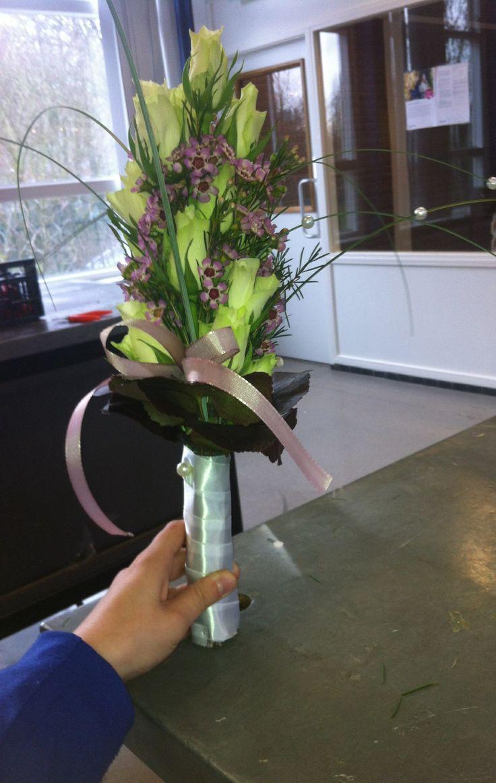 Een parallel boeket Flower ArrangementsFloral DesignFlower