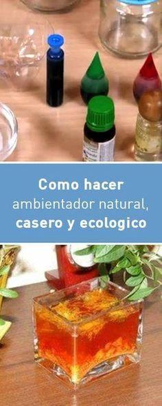 Como hacer ambientador natural, casero y ecologico. ¡Fácil y barato!