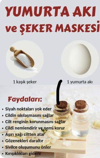 Yumurta Akı Maskesi Nasıl Yapılır? Cilde Faydaları   Cilt Bakımı