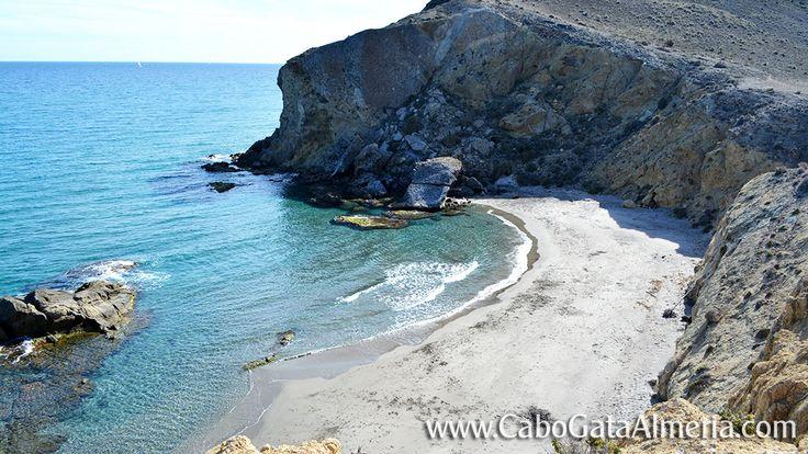 Cala Amarillos en Cabo de Gata Almería.