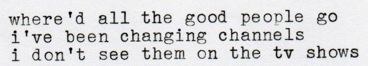 Good People - Jack Johnson