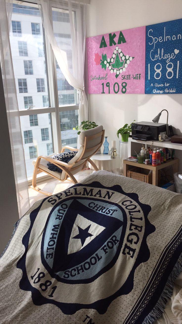College Dorm Room Ideas Hbcu