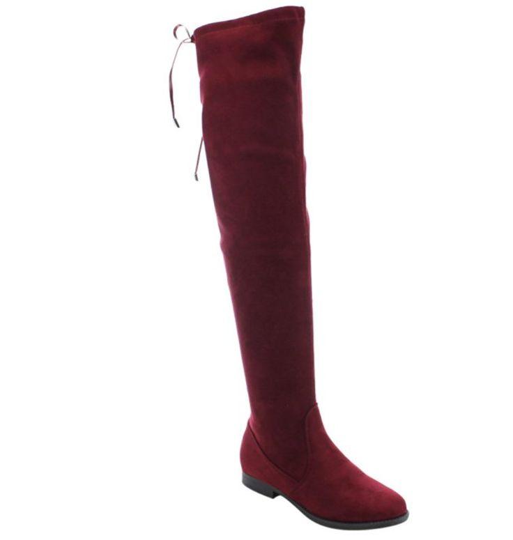 1000  ideer om Thigh High Boots Flat på Pinterest | Støvler, Boots ...