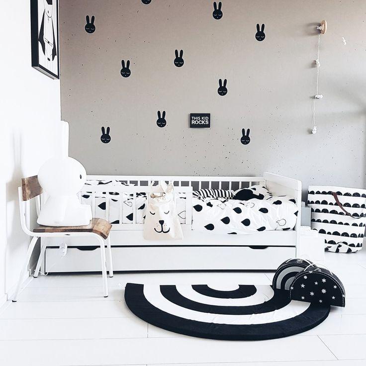 Monochrome Playmat & Rug by Kids Boetiek - £45