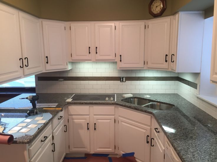 17 best images about kitchen refinishing on pinterest for Prefinished kitchen cabinets