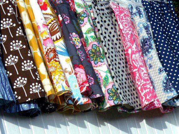 Multiple-Choice Damen A-Linie Rock Design Your von SewingBySelena