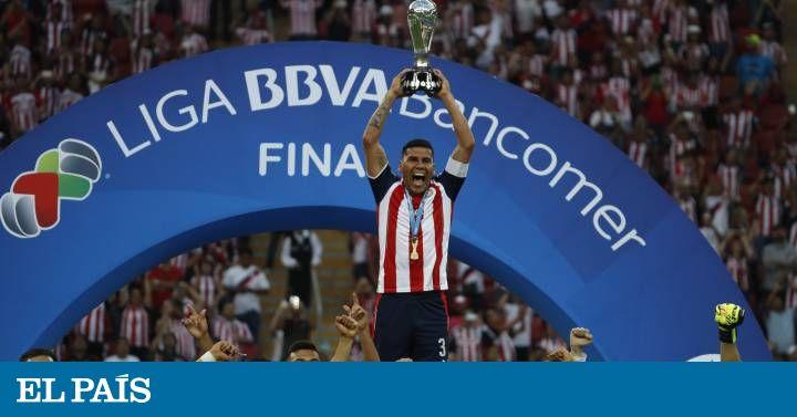 Las Chivas, el equipo más popular del país, vencen (4-3) por marcador global a los Tigres en la final de Liga