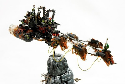 Spikey Bits Warhammer 40k, Fantasy, Conversions, Painted Minatures, News, Rumors, Tabletop Gaming,: Santa Ork is Coming to Town! Har, Har, Har!