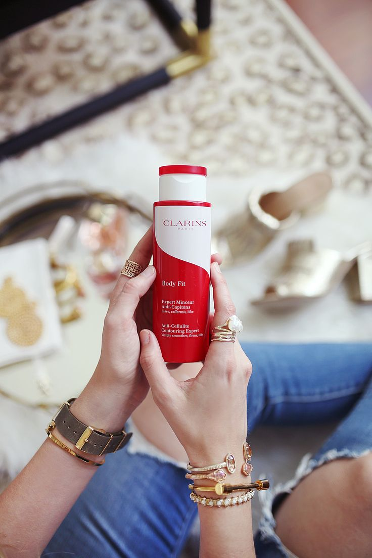 clarins cellulite cream how to use