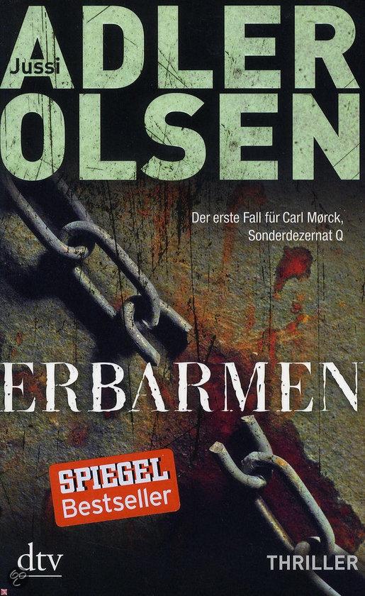 Ik ben gek op Engelse detectives en spannende thrillers. Vooral de boeken van Jussi Adler Olsen laten mij griezelen.