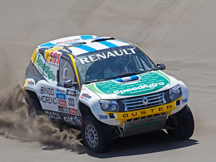 #Renault Duster Rally