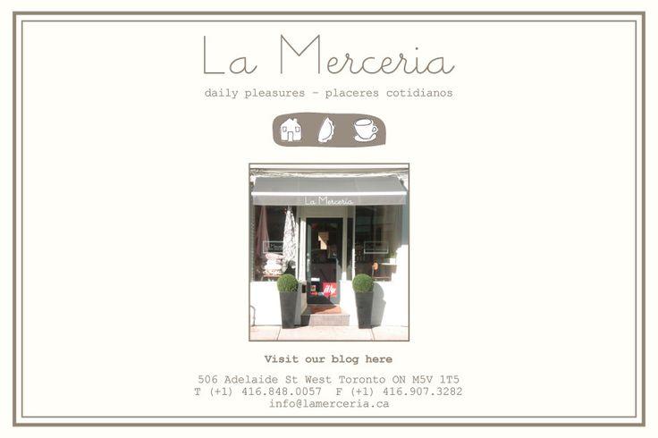 Bienvenidos a La Merceria